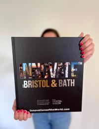 The new Innovate Bristol and Bath book
